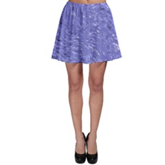 Thick Wet Paint H Skater Skirt by MoreColorsinLife