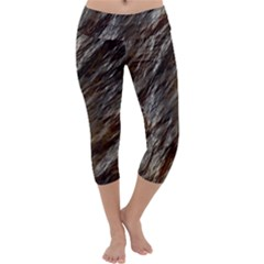 Wet Stone 11 Capri Yoga Leggings