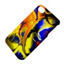 Fractal Art Pattern Cool Apple iPhone 4/4S Hardshell Case with Stand View4