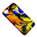 Fractal Art Pattern Cool Apple iPhone 4/4S Hardshell Case with Stand View5