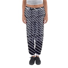 Abstract Architecture Pattern Women s Jogger Sweatpants