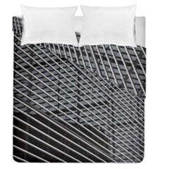 Abstract Architecture Pattern Duvet Cover Double Side (queen Size)