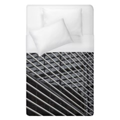 Abstract Architecture Pattern Duvet Cover (single Size) by Nexatart