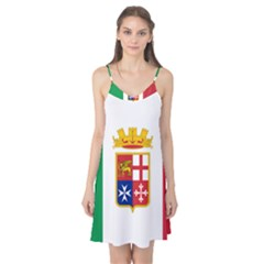 Naval Ensign Of Italy Camis Nightgown by abbeyz71