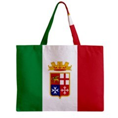 Naval Ensign Of Italy Mini Tote Bag by abbeyz71