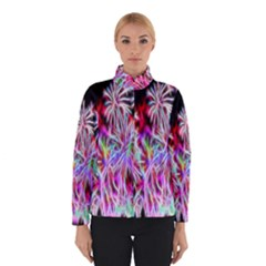 Fractal Fireworks Display Pattern Winterwear