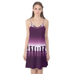 Chess Pieces Camis Nightgown