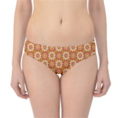 Floral Seamless Pattern Vector Hipster Bikini Bottoms