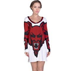 Dracula Long Sleeve Nightdress
