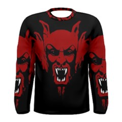 Dracula Men s Long Sleeve Tee