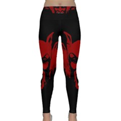 Dracula Classic Yoga Leggings