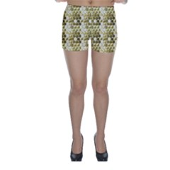 Cleopatras Gold Skinny Shorts by psweetsdesign