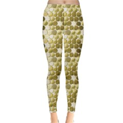 Cleopatras Gold Classic Winter Leggings