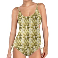 Cleopatras Gold Tankini by psweetsdesign