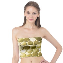 Cleopatras Gold Tube Top
