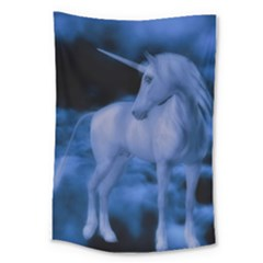 Magical Unicorn Large Tapestry