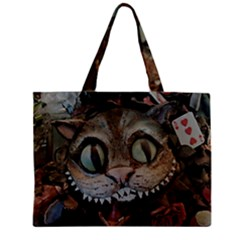 Cheshire Cat Mini Tote Bag by KAllan