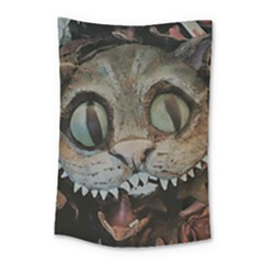 Cheshire Cat Small Tapestry by KAllan