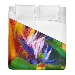 Palms02 Duvet Cover (full/ Double Size) by psweetsdesign
