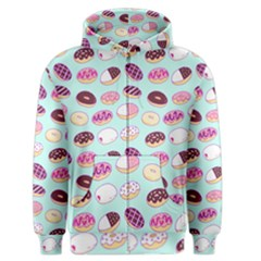 Donut Jelly Bread Sweet Men s Zipper Hoodie by Mariart