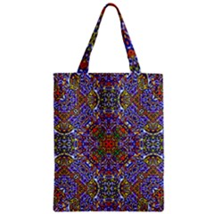 Oriental Pattern 01a Classic Tote Bag by MoreColorsinLife