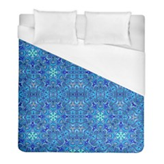 Oriental Pattern 02b Duvet Cover (full/ Double Size) by MoreColorsinLife