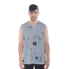 Tiny Octopus Men s Basketball Tank Top by Mariart