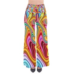 Rainbow Gnarls Pants by WolfepawFractals