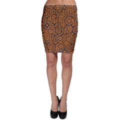 Broken Pattern A Bodycon Skirt by MoreColorsinLife