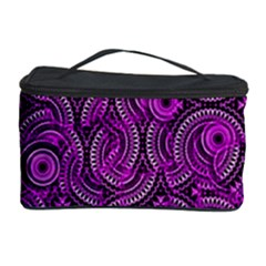 Broken Pattern B Cosmetic Storage Case by MoreColorsinLife
