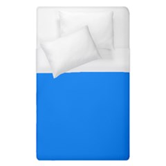 Azure Duvet Cover (single Size) by SimplyColor