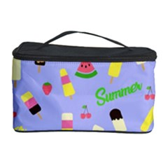 Summer Pattern Cosmetic Storage Case
