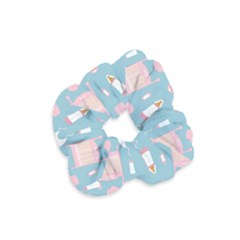 Baby Girl Accessories Pattern Pacifier Velvet Scrunchie by Mariart