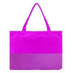 Line Pink Medium Tote Bag by Mariart