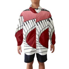 Piano Keys Music Wind Breaker (kids)