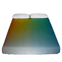 Rainbow Flag Simple Fitted Sheet (king Size) by Mariart