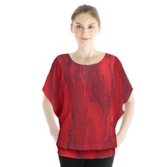 Stone Red Volcano Blouse by Mariart