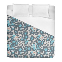 Sunbathing Beach Sea Duvet Cover (full/ Double Size) by Mariart
