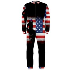 Honor Our Heroes On Memorial Day Onepiece Jumpsuit (men)