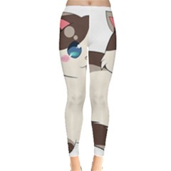 Ragdoll Cat For Life Leggings  by Catifornia