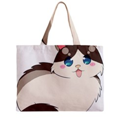 Ragdoll Cat For Life Mini Tote Bag by Catifornia
