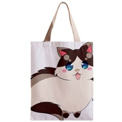 Ragdoll Cat For Life Classic Tote Bag by Catifornia