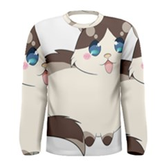 Ragdoll Cat For Life Men s Long Sleeve Tee