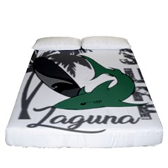Surf - Laguna Fitted Sheet (California King Size)