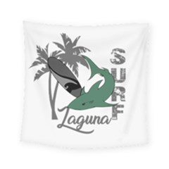 Surf - Laguna Square Tapestry (Small)