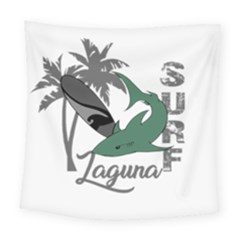 Surf - Laguna Square Tapestry (Large)