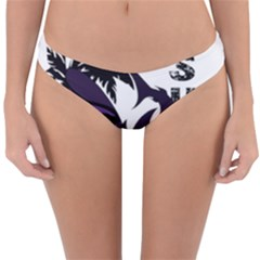 Surf   Laguna Reversible Hipster Bikini Bottoms by Valentinaart