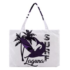Surf   Laguna Medium Tote Bag by Valentinaart