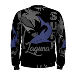 Surf   Laguna Men s Sweatshirt by Valentinaart