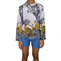 Morning Promise Kids  Long Sleeve Swimwear